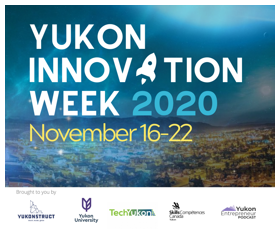 Yukon Innovation Week 2020 November